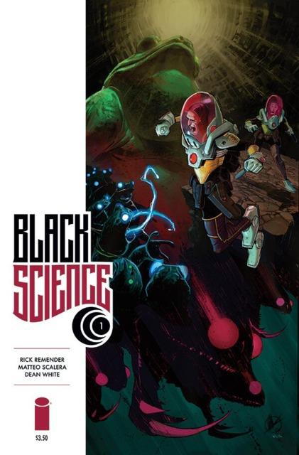 Black Science (2013) no. 1 - Used