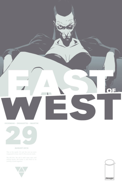 East of West (2013) no. 29 - Used
