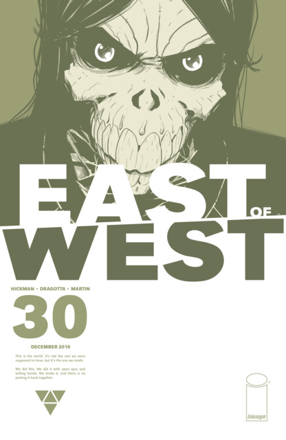 East of West (2013) no. 30 - Used