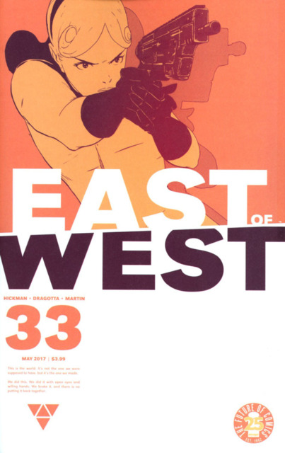 East of West (2013) no. 33 - Used