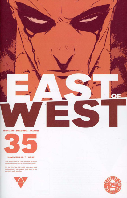East of West (2013) no. 35 - Used