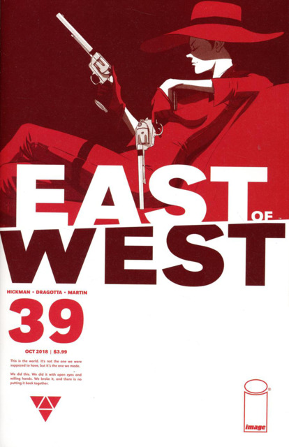 East of West (2013) no. 39 - Used