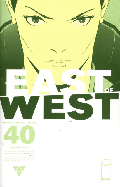 East of West (2013) no. 40 - Used