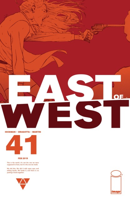 East of West (2013) no. 41 - Used