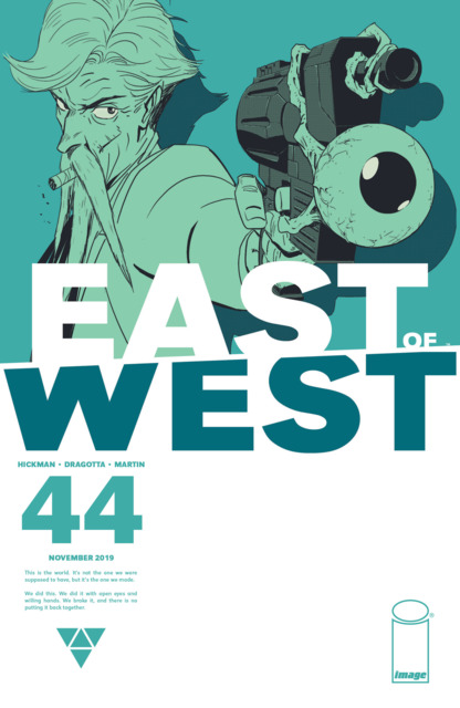 East of West (2013) no. 44 - Used