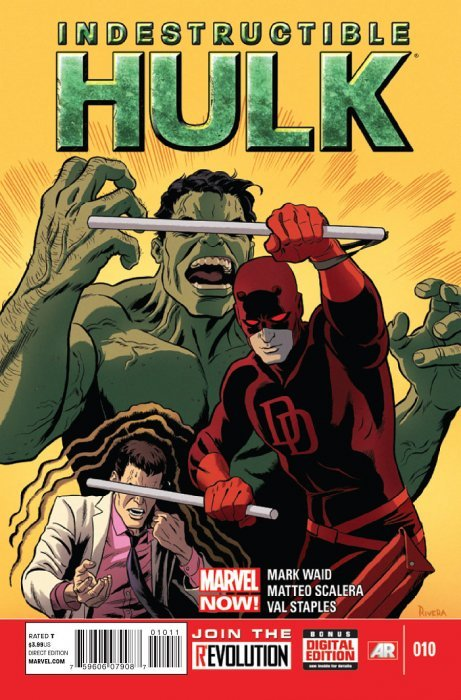 Indestructible Hulk (2012) no. 10 - Used