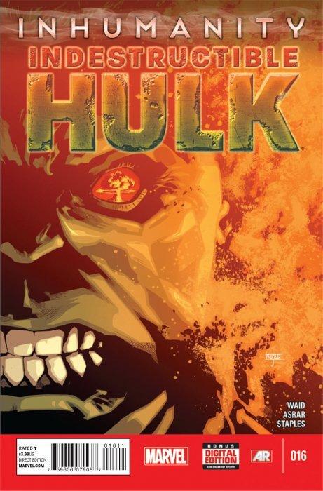 Indestructible Hulk (2012) no. 16 - Used