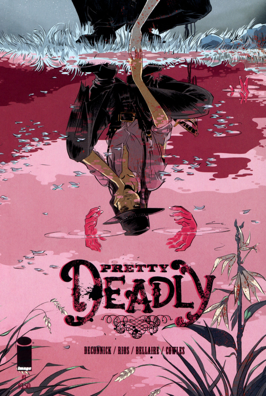 Pretty Deadly (2013) Complete Bundle - Used
