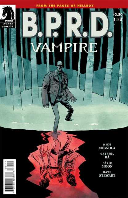 BPRD Vampire (2013) Complete Bundle - Used