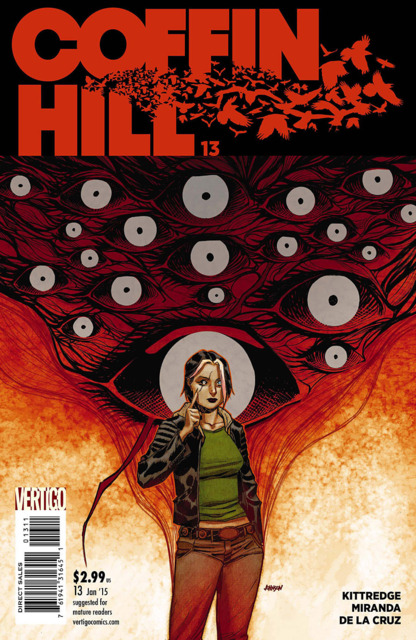 Coffin Hill (2013) no. 13 - Used