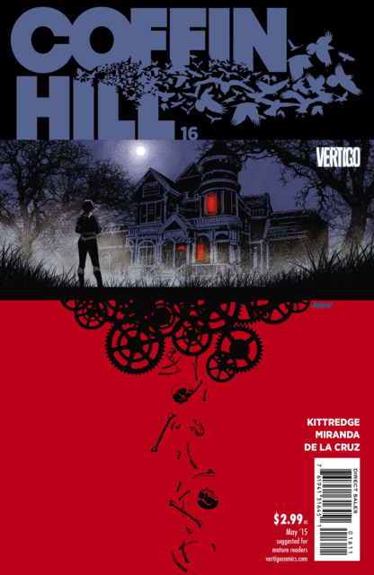 Coffin Hill (2013) no. 16 - Used
