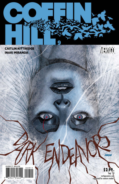 Coffin Hill (2013) no. 9 - Used