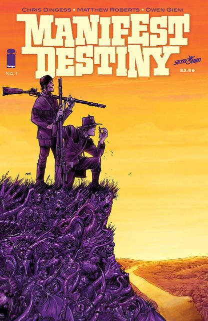 Manifest Destiny (2013) no. 1 - Used