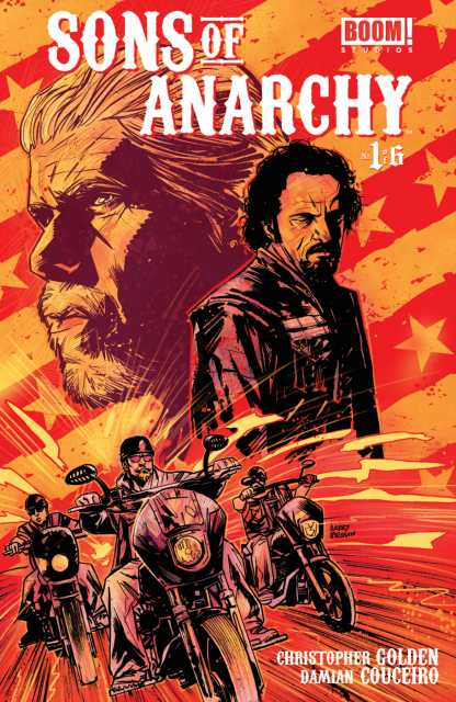 Sons of Anarchy (2013) no. 1 - Used