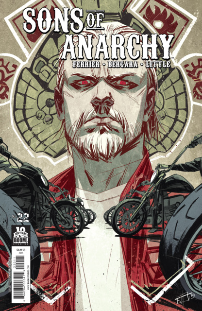 Sons of Anarchy (2013) no. 22 - Used