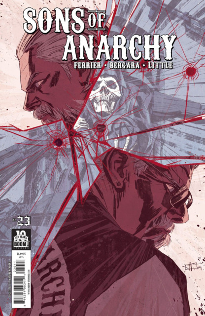 Sons of Anarchy (2013) no. 23 - Used