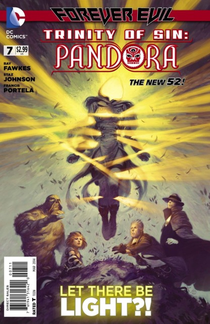 Trinity of Sin: Pandora (2013) no. 7 - Used