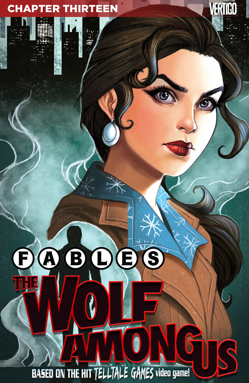 Fables Wolf Among Us (2014) no. 5 - Used