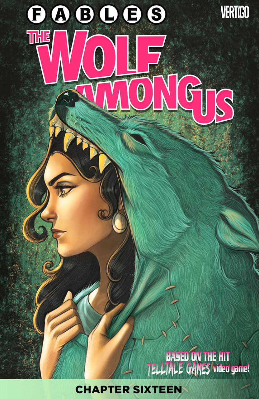 Fables Wolf Among Us (2014) no. 6 - Used
