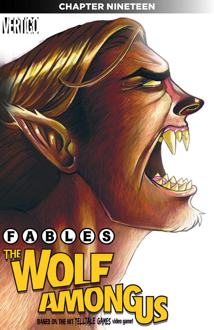 Fables Wolf Among Us (2014) no. 7 - Used
