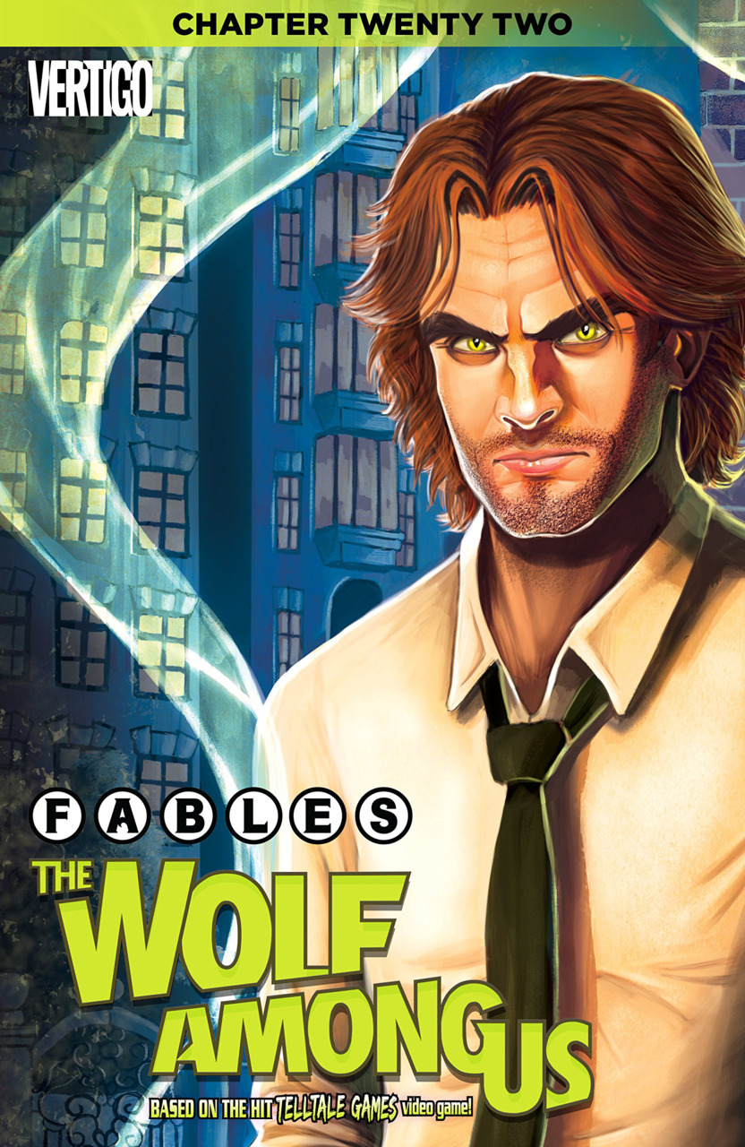 Fables Wolf Among Us (2014) no. 8 - Used