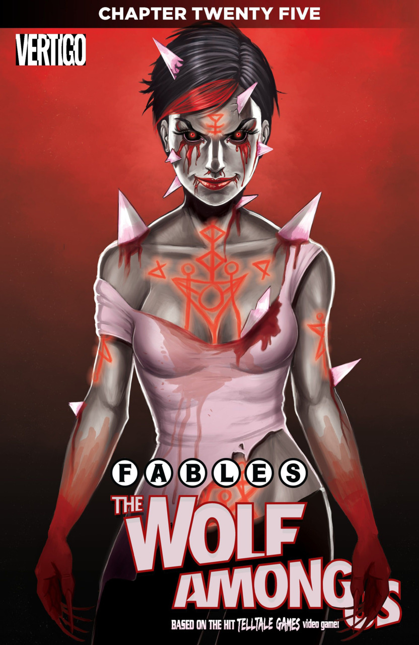 Fables Wolf Among Us (2014) no. 9 - Used