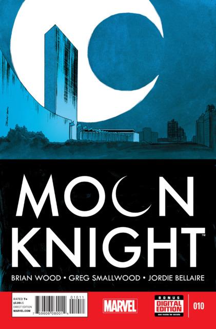 Moon Knight (2014) no. 10 - Used