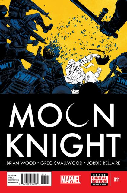Moon Knight (2014) no. 11 - Used