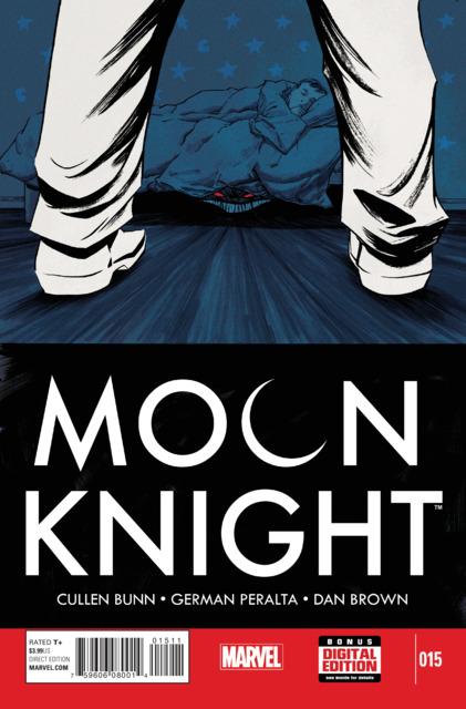 Moon Knight (2014) no. 15 - Used