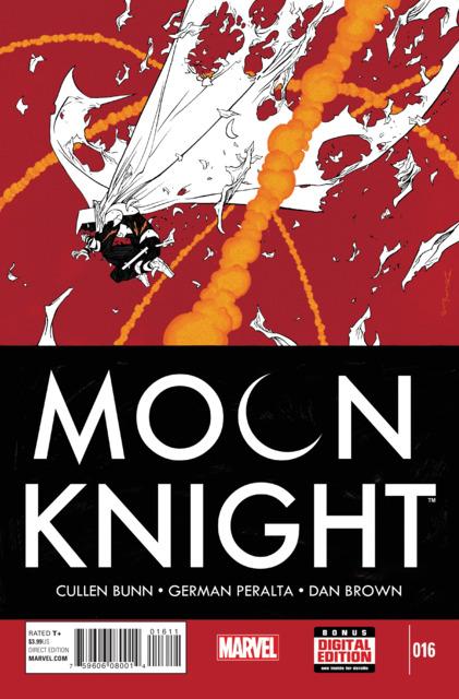 Moon Knight (2014) no. 16 - Used