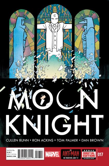 Moon Knight (2014) no. 17 - Used