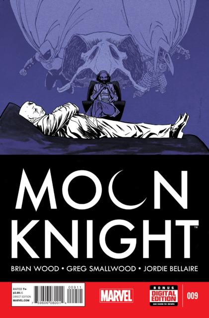Moon Knight (2014) no. 9 - Used