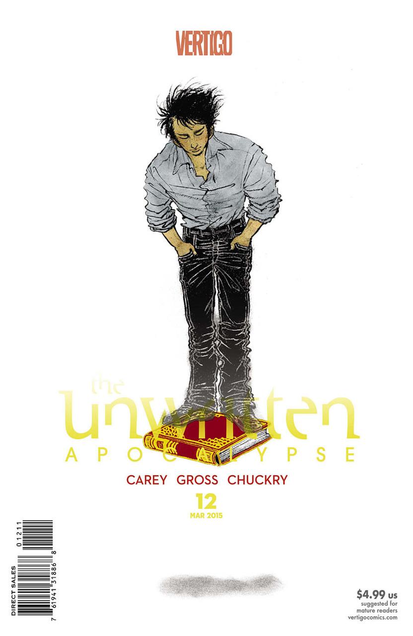 Unwritten Apocalypse (2013) no. 12 - Used