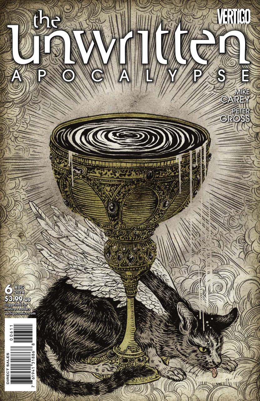 Unwritten Apocalypse (2013) no. 6 - Used