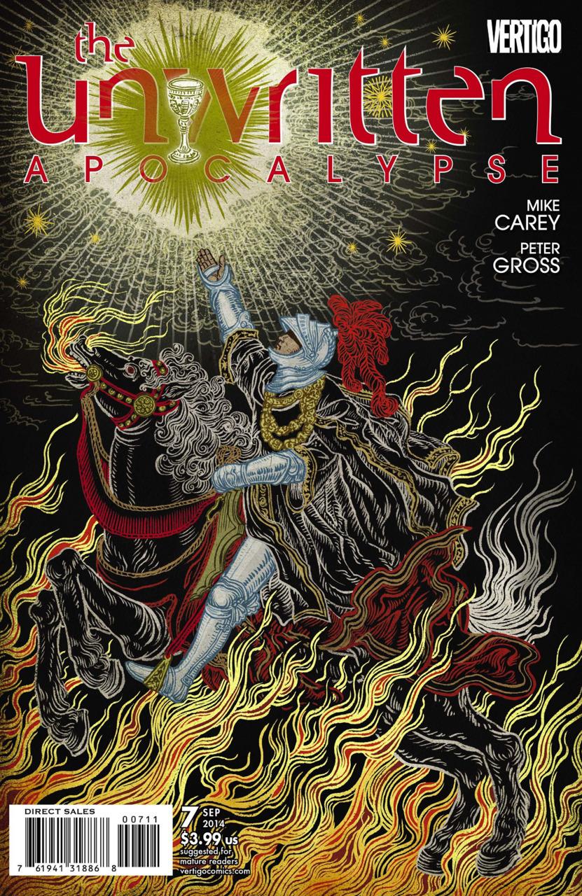 Unwritten Apocalypse (2013) no. 7 - Used