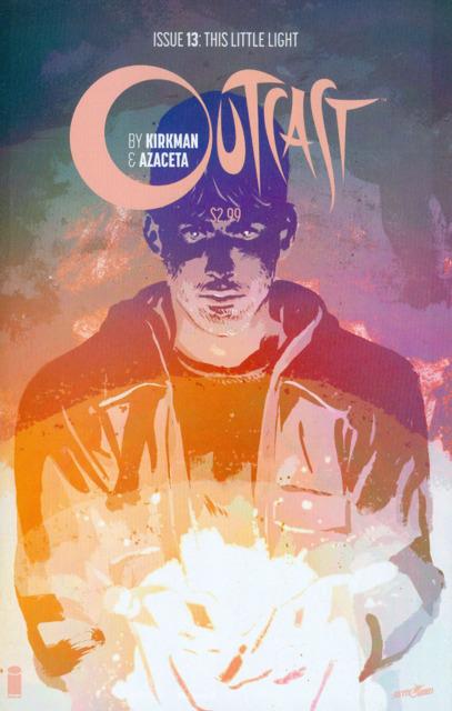 Outcast (2014) no. 13 - Used