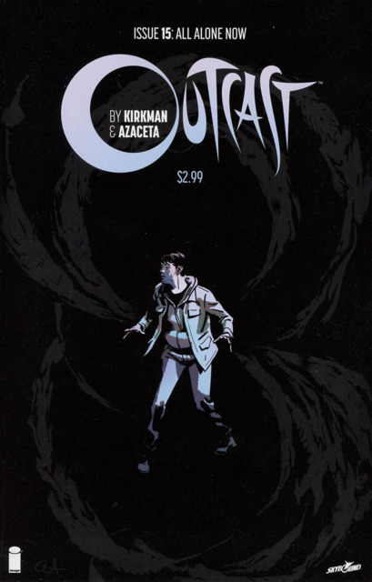 Outcast (2014) no. 15 - Used