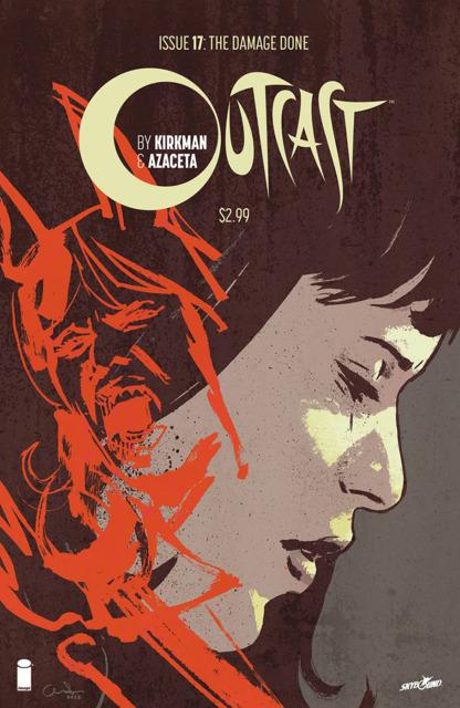 Outcast (2014) no. 17 - Used