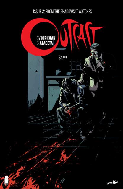 Outcast (2014) no. 2 - Used