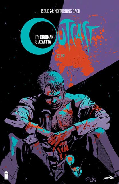Outcast (2014) no. 24 - Used