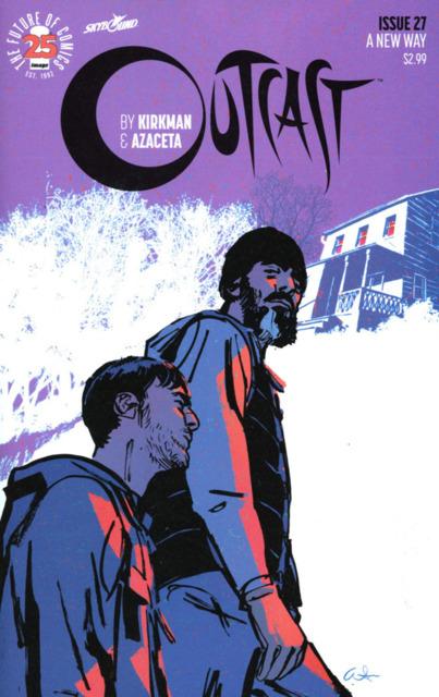 Outcast (2014) no. 27 - Used