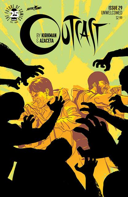 Outcast (2014) no. 29 - Used