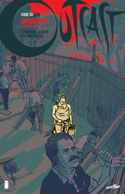 Outcast (2014) no. 34 - Used