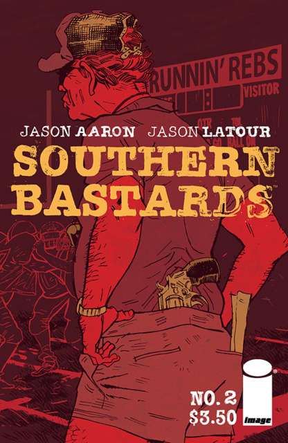 Southern Bastards (2014) no. 2 - Used