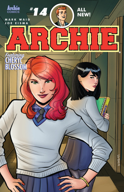 Archie (2015) no. 14 - Used