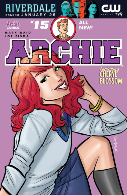 Archie (2015) no. 15 - Used