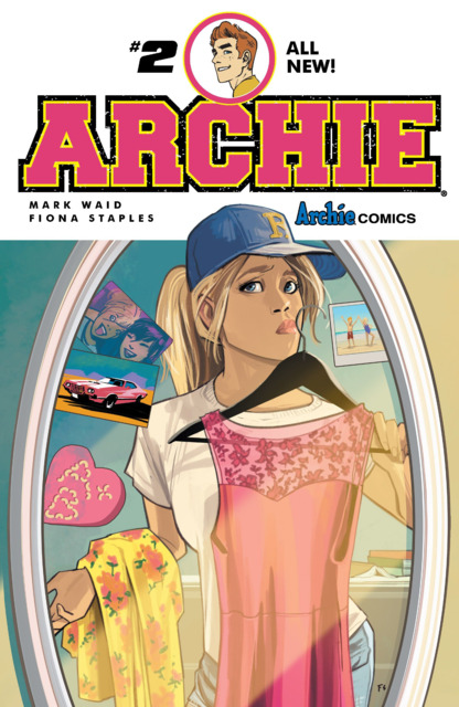 Archie (2015) no. 2 - Used