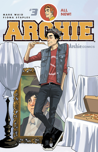 Archie (2015) no. 3 - Used
