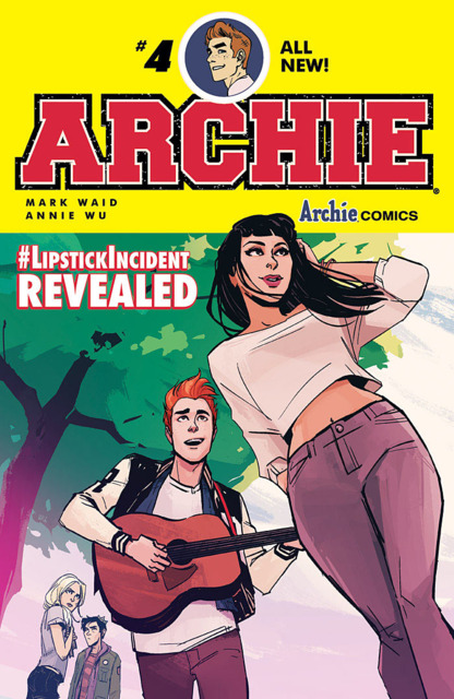 Archie (2015) no. 4 - Used