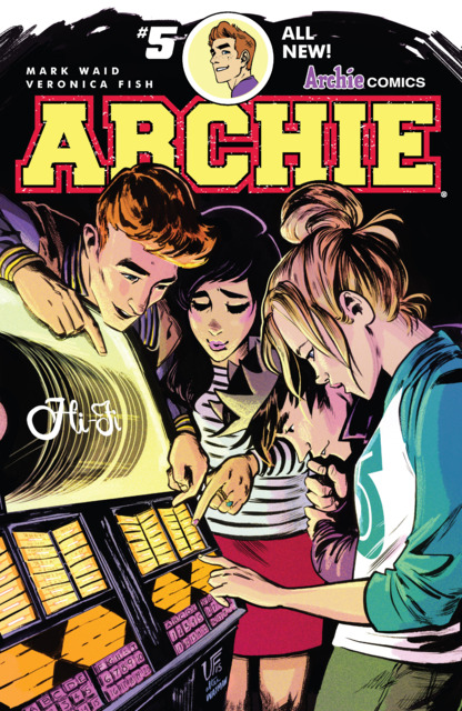 Archie (2015) no. 5 - Used